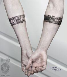 Arm Cuff Tattoo, Ankle Band Tattoo, Forearm Band Tattoos, Elbow Tattoos, Sleeve Tattoos, Badass Tattoos, Life Tattoos, Body Art Tattoos, Small Tattoos