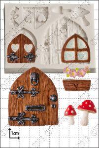 A fairy door mod.