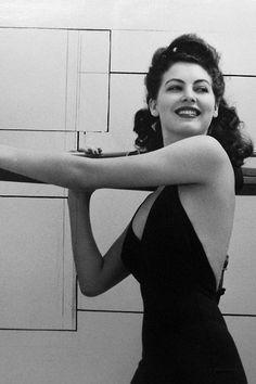 Ava Gardner, 1946.