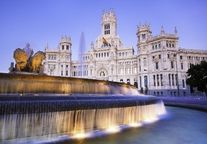 madrid cibeles #worldofdmcs
