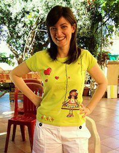 8 gente guapa con sus camisetas arteneus Gente wapa con sus Camisetas Arteneus!!!