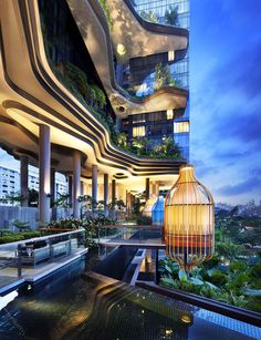 New horizons: our edit of the loftiest hotel rooftops around the world