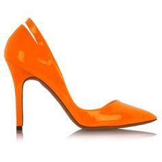 Tendencias zapatos de salon primavera verano 2013: McQ de Alexander McQueen
