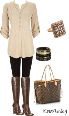 """Comfy but Fashionable!"" by keraashley on Polyvore"