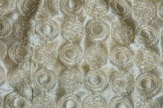 Champagne Moon Shadow Tablecloths