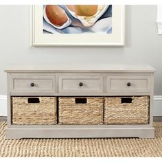 safavieh cape cod grey 3drawer storage unit i think i would love these as