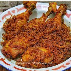 Resep Ayam Goreng Lengkuas By @yzmalicious