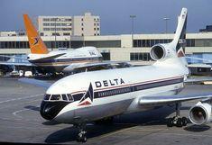 Delta Air Lines L-1011-500