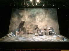 Twisted. Scenic design by Denyse Karn.