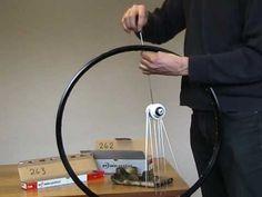 Wheelbuilding : Lacing a bicycle wheel
