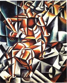 Air+Man+Space , 1912 by Lyubov Sergeyevna Popova , (April 1889 – May was a Russian avant-garde artist (Cubist, Suprematist and Constructivist), painter and designer. Albertina Wien, Bauhaus, Office Deco, Umberto Boccioni, Italian Futurism, Russian Avant Garde, Avant Garde Artists, Cubism Art, Art Phone Cases