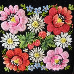 Estonian embroidery....loooove!!!!