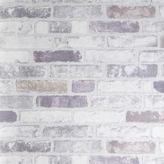 Behang Expresse New Brix Steenbehang Artikelnummer: 6703-10 Adviesprijs ;per rol €29,95 Afmetingen 10M lang ;x 53CM breed Patroon: 32CM Kleur: créme, grijs, bruin Behangplaksel: Perfax roze Kwaliteit: vliesbehang ;