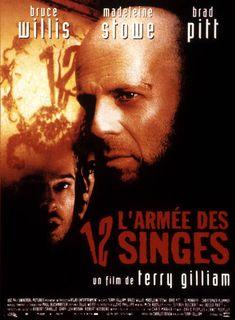 L'Armée des 12 singes de Terry Gilliam