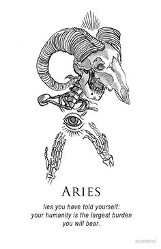 Aries - Shitty Horoscopes Book VI: After The Fall by musterni