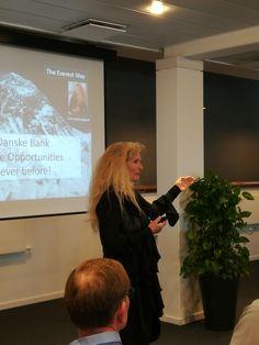 Dialogue in Dreams & Ambitions transformation process at Danske Bank