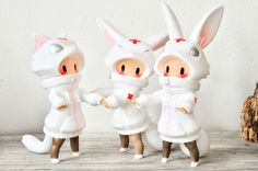 3 Little nurses~ | by .::Avalon Jane::.