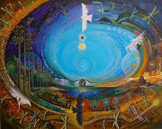 """#myherb.co.il """"At the center of the universe dwells the Great Spirit. And that center is really everywhere. It is within each of us.""""  ~ Black Elk  Artist: Sam Brown"""