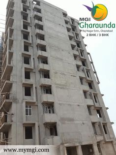 #MGI_Gharaunda, offers #luxurious flats in Raj Nagar Extension, Ghaziabad with all world class #facility. Check out actual site pics here:- http://bit.ly/1s4fmB7