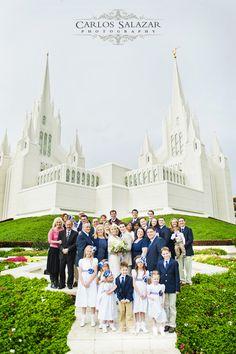 Carlos Salazar Photography, LDS Weddings, Wedding Photography San Diego, Wedding Photography San Diego Temple, Abby And Byron, 020