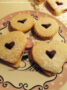 Biscottini alla Nutella