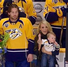 Carrie Underwood's family ❤️