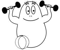 disegno-di-barbapapa-per-bambini-da-colorare.jpg (782×645)