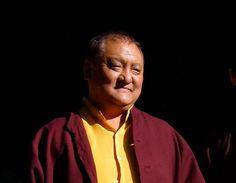 His Holiness SHAMAR Rinpoche