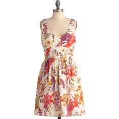 Jack by BB Dakota Etching Style Dress found on Polyvore