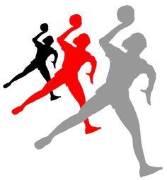 Handbal Women's Handball, Handball Players, Just A Game, Sports Clubs, Graffiti, Petra, Stencil, Leo, Scrapbook