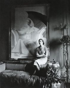 DIANA VREELAND- THE EYE HAS TO TRAVEL   Mark D. Sikes: Chic People, Glamorous Places, Stylish Things
