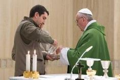 (May 28, 2013) Pope at Mass: Following Christ is not a career, it is the way of the Cross