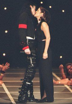 Lisa Marie Michael Jackson Kiss