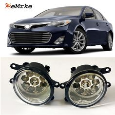 LED Kit G5 80W 9005 HB3 10000K Blue Two Bulbs Head Light Replacement ATV UTV
