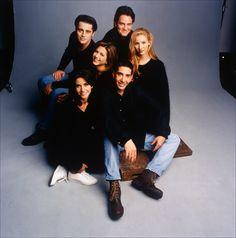Friends, una de las mejores series de comedia de la historia.  #Friends #comedia #series #historia #televisión