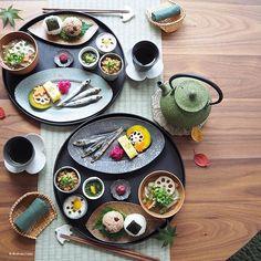 ❁.*⋆✧°.*⋆✧❁ Today's breakfast. ・ おはようございます◡̈ ・ 今朝の朝ごはん ❁めざし ❁だし巻き卵 ❁納豆 ❁蒸しかぼちゃ ❁おだしとろろ ❁めかぶ柚子酢 ❁れんこんと人参の甘酢漬け ❁紫キャベツのマリネ ❁おにぎり(酵素玄米・五分づき米) ❁豚汁 ❁ほうじ茶 ・ 良い週末をお過ごしください◡̈ ------------------------------------ Amebaブログ・LINEブログ更新中➰✏︎ @kokoronotane プロフのリンクからどうぞ--✈︎ ・ ❁.*⋆✧°.*⋆✧°.*⋆✧°❁