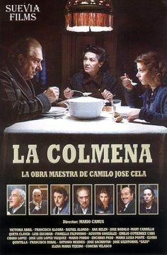 """Camilo José Cela escribe en el prólogo a la primera edición de la novela: """"La Colmena no es otra cosa que un pálido reflejo, que una humilde sombra de la cotidiana, áspera, entrañable y dolorosa realidad (...) . La vida es lo que vive -en nosotros o fuera de nosotros-; nosotros no somos más que su vehículo, su excipiente como dicen los boticarios (...) Su acción discurre en Madrid, en 1942, y entre un torrente, o una colmena, de gentes que a veces son felices, y, a veces, no""""… Camilo Jose Cela, Little Dorrit, O Drama, Film Movie, Movies, Ways Of Learning, Rite Of Passage, Period Dramas, Movie Theater"""