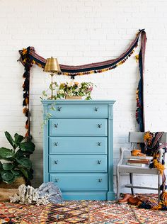 The Magic of Repainting Furniture with Chalk Paint