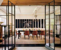 Mica Ertegun Fifth Avenue Original steel doors