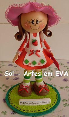 Sol... Artes em EVA