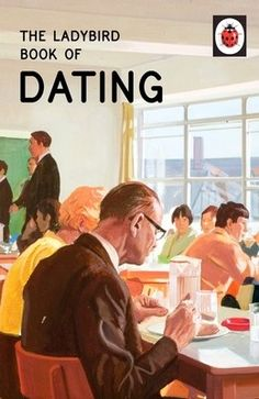 ladybird book dating adults spoof parody humour