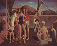 A Jurubeba Cultural:  A Arte de Milton  Dacosta(1915-1988). Artista brasileiro.          ...