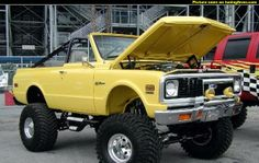 Custom Chevy Blazer- now I'm torn between this and a truck!!!