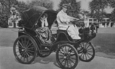 1894 Daimler Vehicle