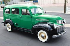 1946 Chevrolet Suburban For Sale @ Californiacar.com