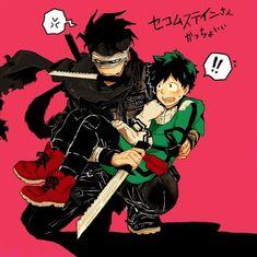 My Hero Academia // BNHA // Chizome Akaguro / Stain / Hero Killer / Quirk Bloodcurdle