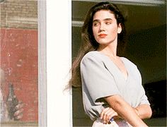 "Jennifer Connelly in ""The Hot Spot"" (Dennis Hopper - 1990)"
