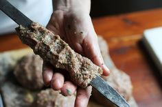 How to Make Urfa-Style Kebab