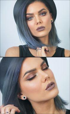 makeup · Linda Hallberg