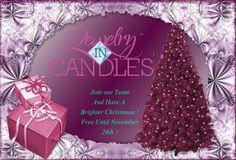 Jewelry In Candles www.jewelryincandles.com/store/melissahawkins